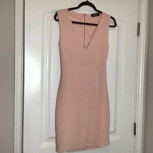 Lulu Blush Colored Dress